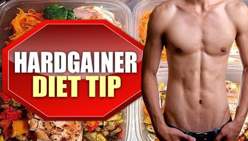 hardgainer diet tip