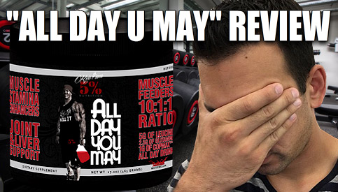 all day you may review