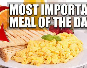 is breakfast important