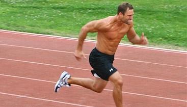 cardio sprinting