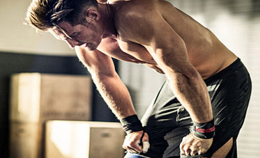 overtraining testosterone