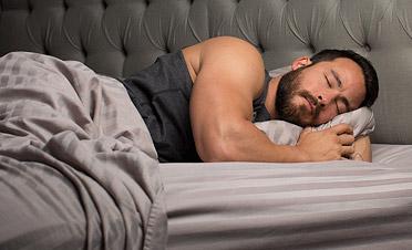 sleep testosterone