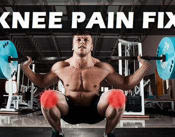 squats knee pain