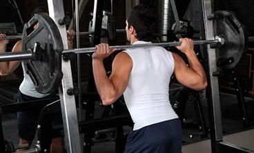 hotel bodybuilding workout