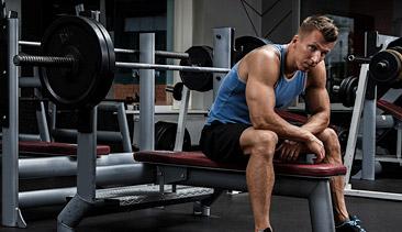 bench press rest