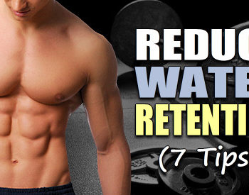 reduce water retention