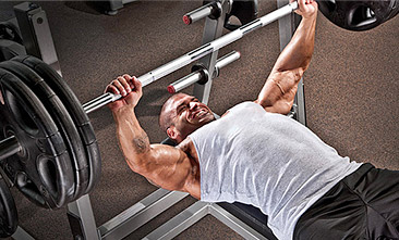 benching without spotter