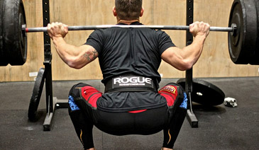 squats lower back injury