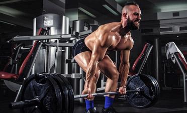 weight training twice per week