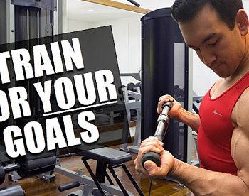 bodybuilding fitness goals