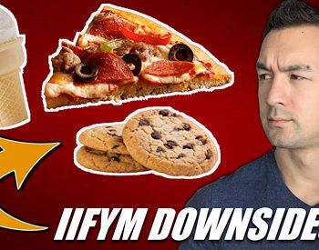 iifym flexible dieting cheat meal