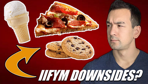 iifym flexible dieting cheat meal
