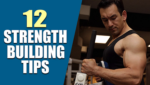 not gaining strength