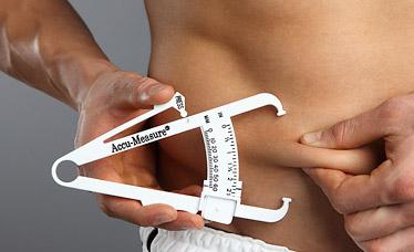 6 percent body fat man
