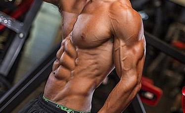 6 percent body fat