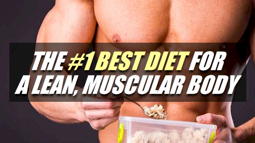 best diet for muscle gain and fat loss