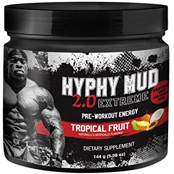 Hyphy Mud Kali Muscle Pre-Workout