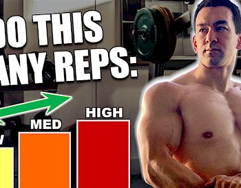 best rep range for muscle growth