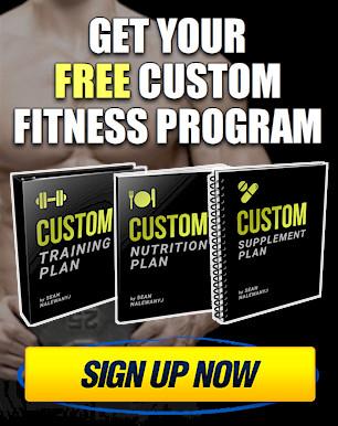 custom fitness plan